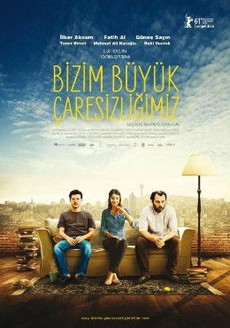 Our Grand Despair - Film poster
