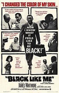 <i>Black Like Me</i> (film) 1964 film