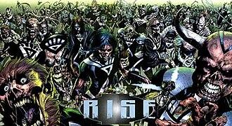 Black Lantern Corps - Image: Black Lantern Corps