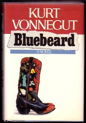Bluebeard (Vonnegut novel) - Cover of first edition (hardcover)