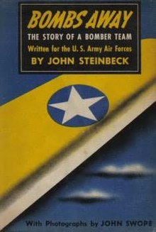 Bombs Away: The Story of a Bomber Team, Steinbeck, John
