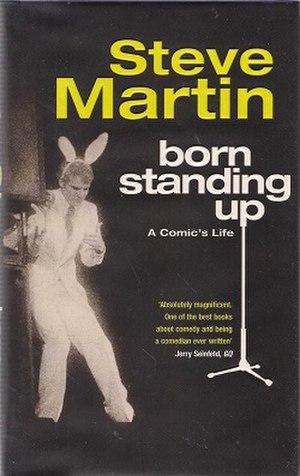 Born Standing Up - Image: Bornstandingup