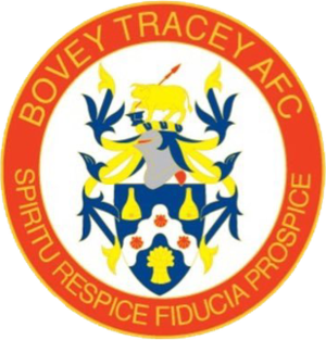 Bovey Tracey A.F.C. - Image: Bovey Tracey A.F.C. logo
