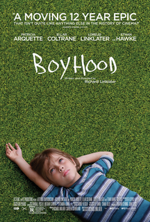 2014 American coming-of-age drama film directed by Richard Linklater