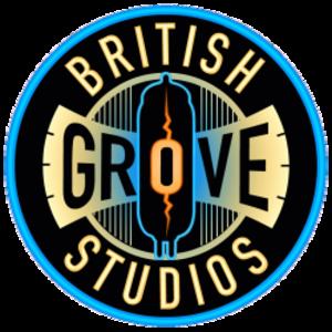 British Grove Studios - Image: British Grove Studios logo