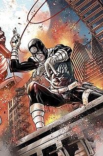 Bullseye (character) Marvel Comics supervillain