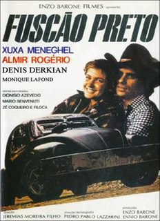 <i>Fuscão Preto</i> 1983 film by Jeremias Moreira Filho