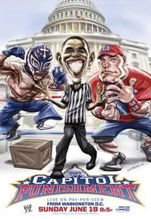 WWE Capitol Punishment - Image: Capitol Punishment (2011)