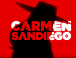Carmen Sandiego (TV series) - Wikipedia