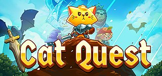 <i>Cat Quest</i> 2017 video game