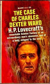 <i>The Case of Charles Dexter Ward</i> novel by H. P. Lovecraft