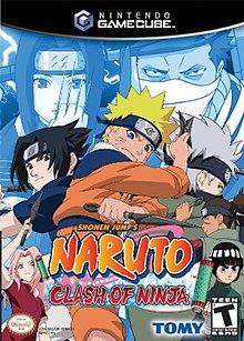 Naruto: Clash of Ninja (video game) - Wikipedia