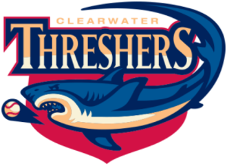 Clearwater Threshers - Image: Clearwater Threshers