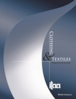<i>Clothing & Textiles Research Journal</i> peer-reviewed scholarly journa;