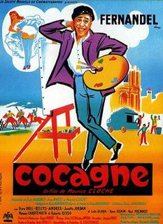 <i>Cocagne</i> (film) 1961 film by Maurice Cloche