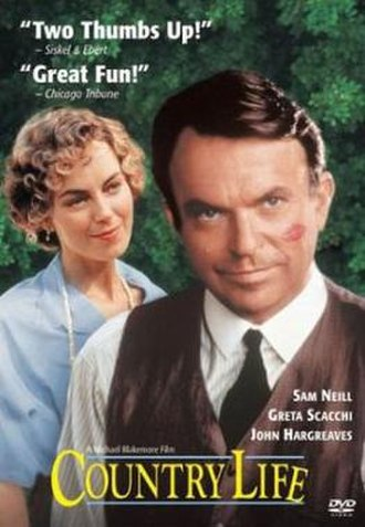 Country Life (film) - DVD cover