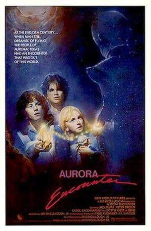 The Aurora Encounter - Theatrical poster