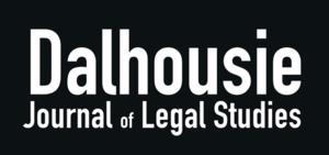Dalhousie Journal of Legal Studies - Image: Dalhousie Journal of Legal Studies logo