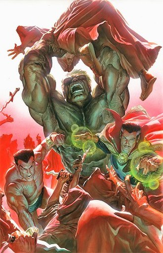 Defenders (comics) - Image: Defenders (Marvel Comics team)