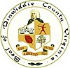 Official seal of Dinwiddie County