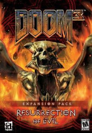 Doom 3: Resurrection of Evil - Image: Doom 3 roebox