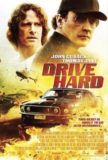 <i>Drive Hard</i> 2014 film by Brian Trenchard-Smith