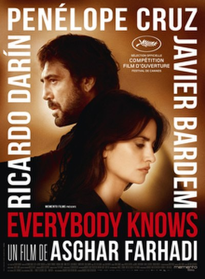 Picture of a movie: Everybody Knows