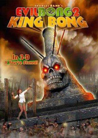 Evil Bong 2: King Bong - Image: Evil Bong 2