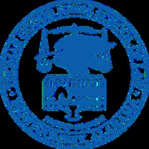 Thomas Goode Jones School of Law - Image: Faulkner University Law seal