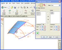 Freeform Surface Modelling Wikipedia