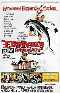 <i>Flippers New Adventure</i> 1964 film