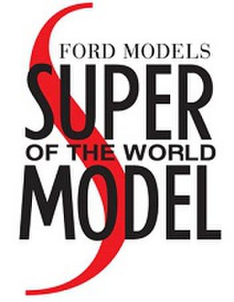 Ford Models Supermodel of the World - Image: Ford Models Supermodel of the World Logo