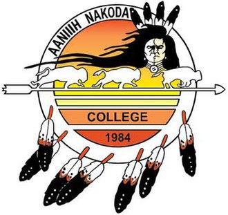Aaniiih Nakoda College - Image: Fort Belknap College