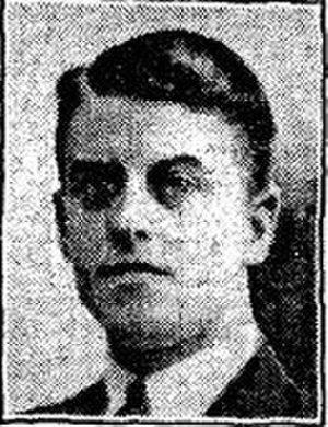 Frank Owen (politician) - Photo of Owen published in 1929