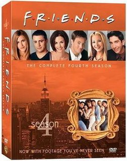 <i>Friends</i> (season 4) Season of television series