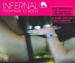 From Paris to Berlin - Image: From Paris to Berlin cd single 2