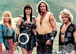 List of Hercules: The Legendary Journeys and Xena: Warrior
