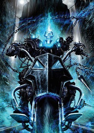 Ghost Rider (Danny Ketch) - Image: Ghost Rider (Danny Ketch)