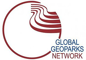 Global Geoparks Network - Image: Global Geoparks Network logo
