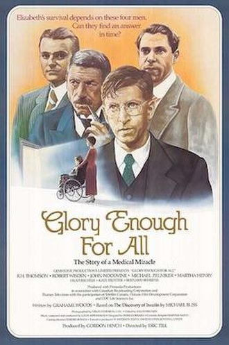 Glory Enough for All - Movie poster