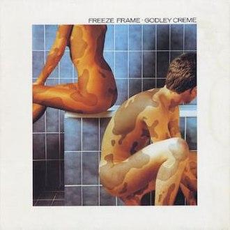 Freeze Frame (Godley & Creme album) - Image: Godley freeze