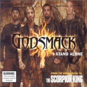 I Stand Alone (Godsmack song) - Image: Godsmack I Stand Alone Cover