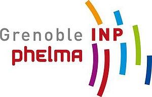 École nationale supérieure de physique, électronique et Matériaux - Image: Grenoble INP Phelma logo