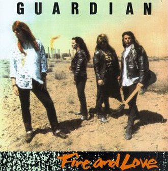 Fire and Love - Image: Guardian fnl