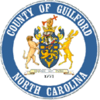 Official seal of Guilford County