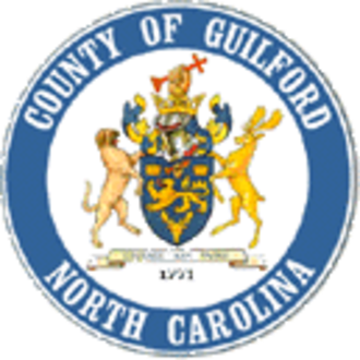 Guilford County, North Carolina - Image: Guilford County nc seal