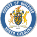 Seal of Guilford County, North Carolina