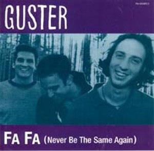 Fa Fa - Image: Guster single Fa Fa