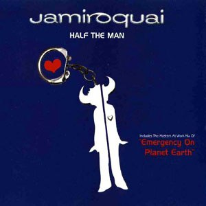 Half the Man (Jamiroquai song) - Image: Halftheman