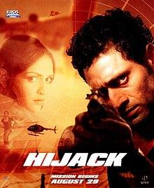 Hijack (2008) SL DM - Shiney Ahuja, Esha Deol, K K Raina, Mona Ambegaonkar